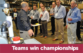 Article (PDF): Teams win championships: MGI concludes its MGI 360 anniversary celebration