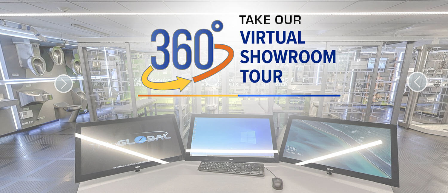 360° Tour Offers a Virtual Look at the MGI Showroom!