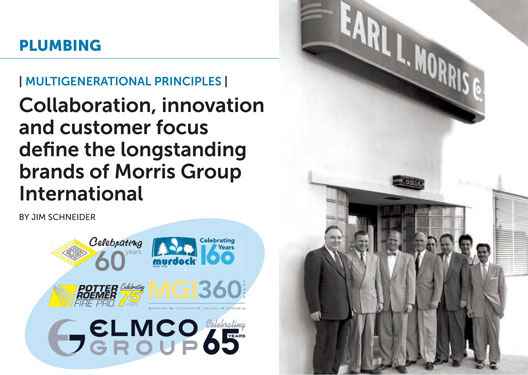 Article: Collaboration Innovation and Customer Focus Defines Morris Group