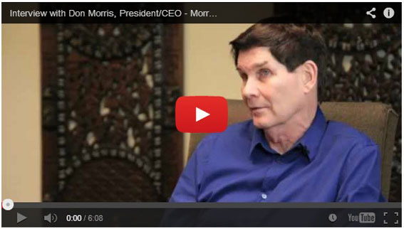 Don Morris Interview
