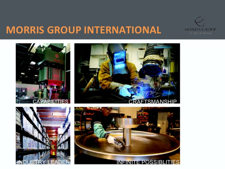 PowerPoint: Morris Group International Overview
